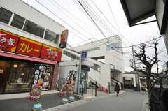 小田急小田原線生田駅の様子。(2009-02-11,共用部,ENVIRONMENT,1F)