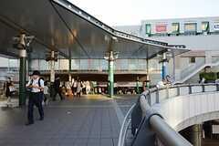 各線・溝の口駅の様子。(2014-08-19,共用部,ENVIRONMENT,1F)