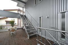 階段の様子。(2016-09-28,共用部,OTHER,2F)