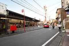 小田急線・読売ランド前駅の様子2。(2017-09-26,共用部,ENVIRONMENT,2F)
