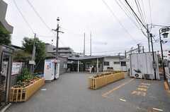 JR南武線・久地駅の様子。(2009-07-09,共用部,ENVIRONMENT,1F)