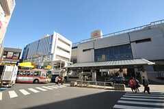 各線・日吉駅の様子。(2013-12-24,共用部,ENVIRONMENT,1F)