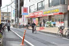 京王相模原線・京王稲田堤駅周辺の様子。(2019-03-03,共用部,ENVIRONMENT,1F)