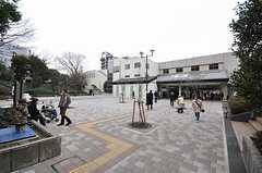 東急田園都市線・宮前平駅の様子。(2009-02-13,共用部,ENVIRONMENT,1F)