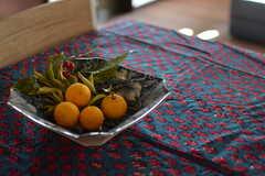 庭で採れた柚子。(2019-03-14,共用部,LIVINGROOM,1F)