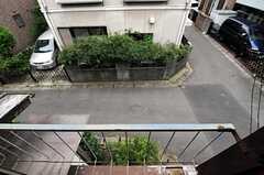 専有部から見た外の様子。(203号室)(2011-06-01,専有部,ROOM,2F)