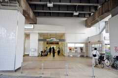 東急田園都市線二子新地駅の様子。(2010-04-26,共用部,ENVIRONMENT,1F)