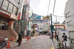東急東横線元住吉駅前の様子。(2009-11-05,共用部,ENVIRONMENT,1F)