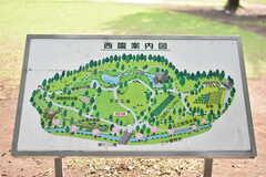 緑道は川崎市緑化センターの一部。広大な敷地には広場や庭園もあります。(2019-06-26,共用部,ENVIRONMENT,1F)