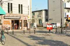各線・新川崎駅周辺の様子2。(2016-11-22,共用部,ENVIRONMENT,1F)