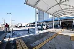各線・新川崎駅の様子。(2016-11-22,共用部,ENVIRONMENT,1F)
