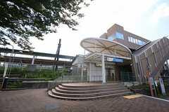 小田急多摩線・五月台駅の様子2。(2014-09-03,共用部,ENVIRONMENT,1F)