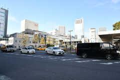 各線・川崎駅の様子。(2018-02-27,共用部,ENVIRONMENT,1F)