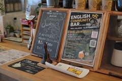 カフェでは定期的にイベントも開催されています。(2020-07-30,共用部,OTHER,1F)