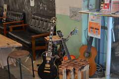 なんと、フリーギター。(2020-07-30,共用部,OTHER,1F)