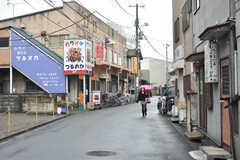 京急大師線・小島新田駅周辺の様子。(2018-03-09,共用部,ENVIRONMENT,1F)