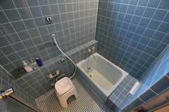 バスルームの様子。(2011-12-19,共用部,BATH,2F)