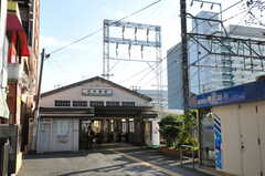JR南武線・向河原駅の様子。(2011-11-01,共用部,ENVIRONMENT,1F)