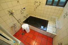 バスルームの様子。(2012-03-23,共用部,BATH,1F)