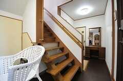 階段の様子。(2012-03-23,共用部,OTHER,1F)