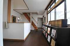 廊下の様子。(2012-03-23,共用部,OTHER,2F)