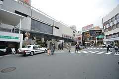 各線・日吉駅の様子。(2015-03-09,共用部,ENVIRONMENT,1F)
