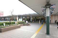 各線・溝の口駅の様子。(2013-12-17,共用部,ENVIRONMENT,1F)