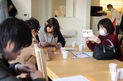 イベントの様子4。(HOUSE TRIP -旅する住まいの見学会-)(2014-02-22,共用部,PARTY,1F)
