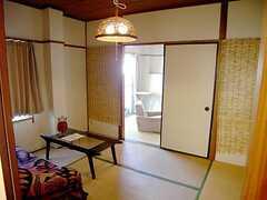 専有部の様子。(302号室)(2007-07-13,専有部,ROOM,2F)
