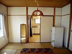 専有部の様子2。(301号室)(2007-07-13,専有部,ROOM,2F)