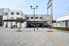 東急田園都市線・宮崎台駅の様子2。(2017-03-30,共用部,ENVIRONMENT,1F)