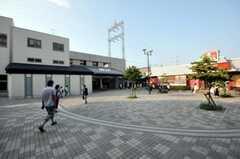 東急田園都市線・宮崎台駅の様子。 (2010-08-17,共用部,ENVIRONMENT,1F)