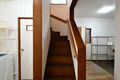 階段の様子。(2019-04-02,共用部,OTHER,1F)