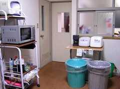 炊飯器、レンジ、オーブンも共用(2005-05-12,共用部,KITCHEN,)