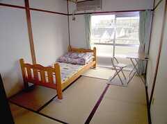 専有部の様子。(302号室)(2005-10-13,専有部,ROOM,3F)