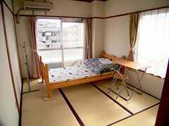 専有部の様子。(301号室)(2005-10-13,専有部,ROOM,3F)