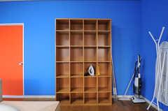 本棚の様子。(2011-01-19,共用部,OTHER,2F)