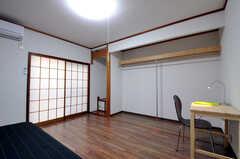 専有部の様子。(102号室)(2011-01-19,専有部,ROOM,1F)