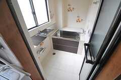 バスルームの様子。(2014-06-30,共用部,BATH,3F)