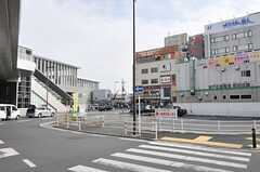 各線・登戸駅の様子。(2012-11-13,共用部,ENVIRONMENT,1F)