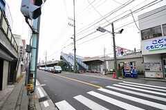 小田急小田原線・読売ランド前駅の様子。(2013-05-13,共用部,ENVIRONMENT,1F)