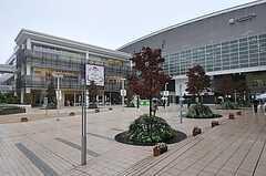 東急田園都市線・たまプラーザ駅周辺の様子。(2011-11-11,共用部,ENVIRONMENT,1F)