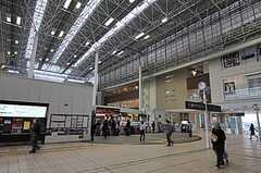 東急田園都市線・たまプラーザ駅の様子。(2011-11-11,共用部,ENVIRONMENT,1F)
