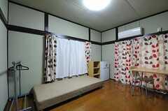 専有部の様子。(105号室)(2011-10-05,専有部,ROOM,1F)