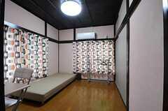 専有部の様子。(201号室)(2011-10-05,専有部,ROOM,2F)