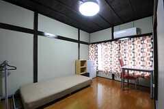 専有部の様子。(205号室)(2011-10-05,専有部,ROOM,2F)