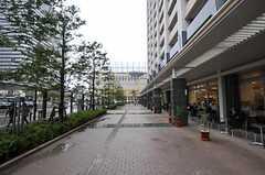 各線・武蔵小杉駅前の様子。(2011-10-05,共用部,ENVIRONMENT,1F)