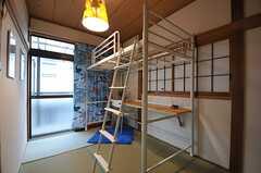 専有部の様子。(203号室)(2012-11-13,専有部,ROOM,2F)