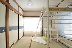 専有部の様子2。(202号室)(2013-01-11,専有部,ROOM,2F)