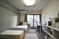 専有部の様子。※モデルルームです。(205号室)(2021-03-11,専有部,ROOM,2F)